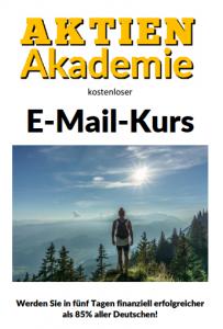 E-Mail-Kurs Aktien Akademie