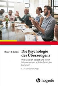 Finanziell umdenken - lesenswerte Bücher - Die Psychologie des Überzeugens
