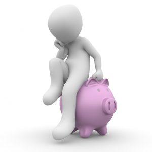 Sparen ist generell wichtig, aber das alleine reicht meistens noch nicht aus.