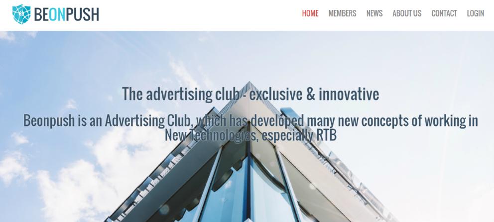 BeonPush ist eine RevShare Firma, die 2016 in Schwierigkeiten geraten ist.