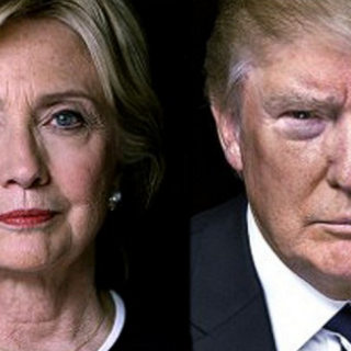 Clinton oder Trump