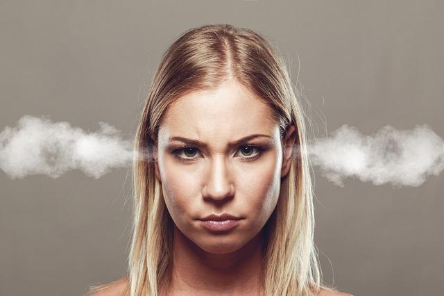 Dauerhafte Unzufriedenheit kann Ursache für Erkrankungen sein.
