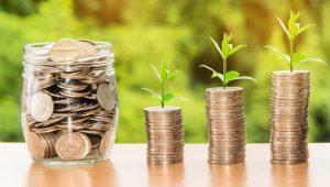 Ab wann bin ich finanzielle unabhängig? - Geldwachstum