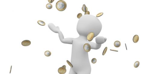 Hohe Dividende mit ETF - Geldregen