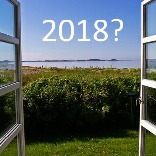 Vorsätze und Ziele für 2018