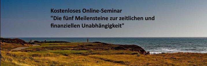 Lars Hattwig - Online-Seminar - die fünf Meilensteine zur zeitlichen und finanziellen Unabhängigkeit