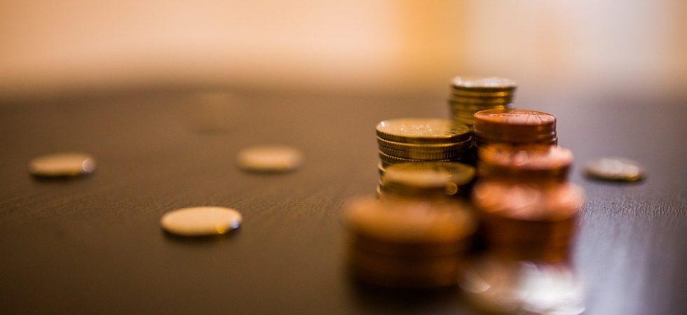 kleine Ersparnisse