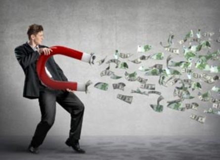 finanzielle Bildung - Geldmagnet