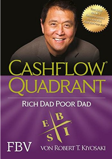 Cashflow-Quadrant von Robert T. Kiyosaki