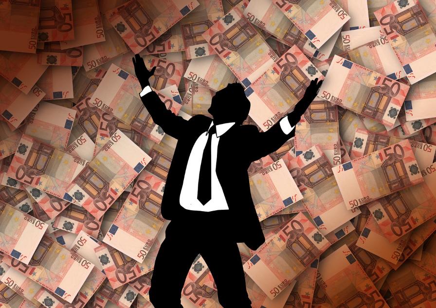 Erbschaft von 300.000 Euro - was ist zu tun?
