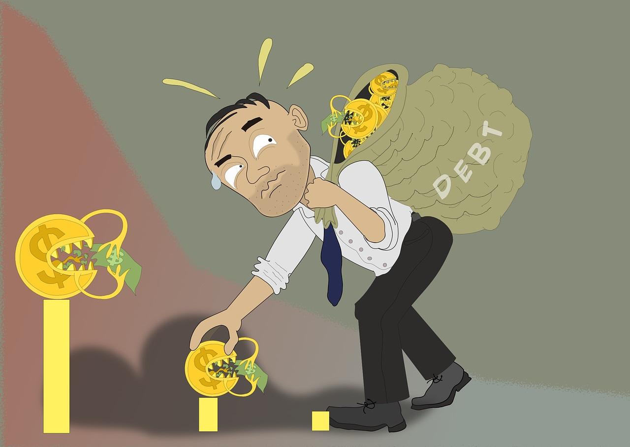 Konsumschulden - Schulden aufnehmen