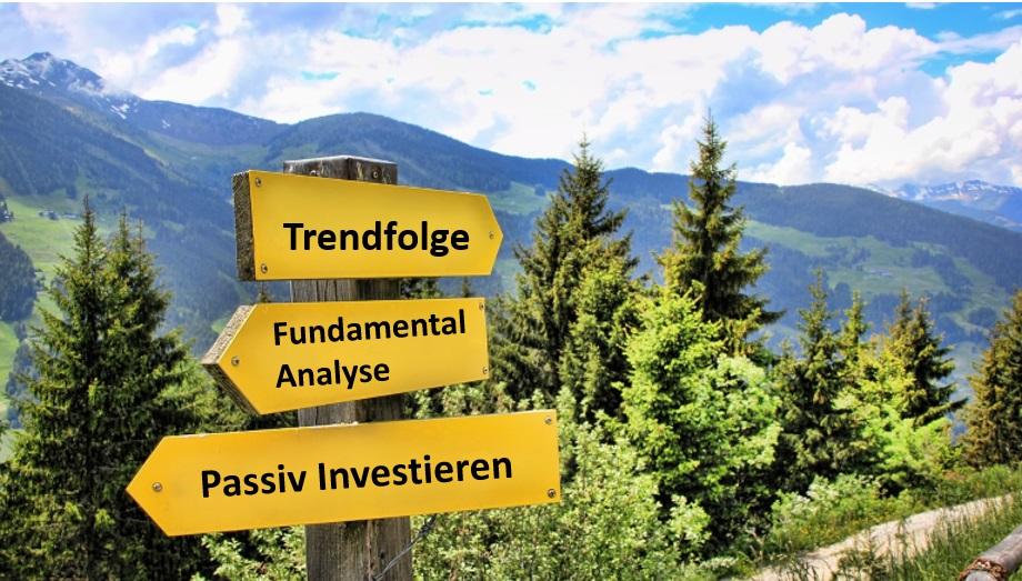 zukünftig ein aktiveres Management bei Aktien - Mehrere Wege führen zum Erfolg beim Investieren.