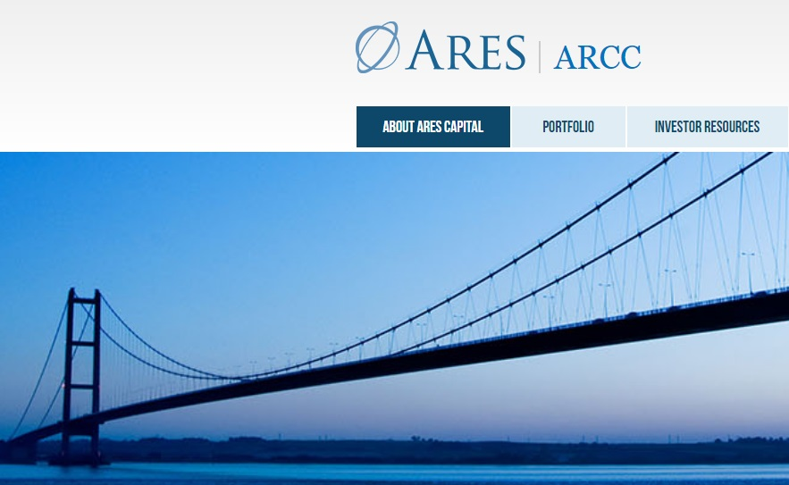 Business Development Company - Ares Capital