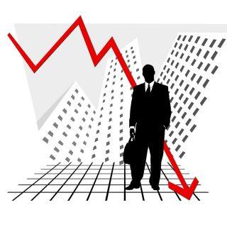 große Korrektur am Aktienmarkt