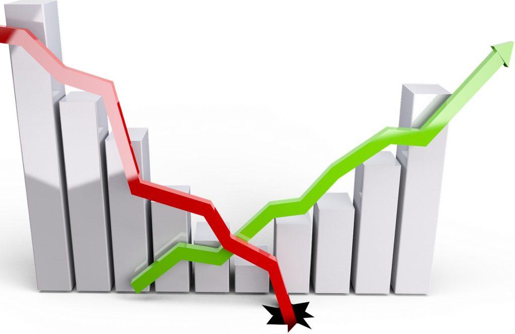 Wie jetzt zusätzlich Geld verdienen? Du kannst auch mit fallenden Kursen an der Börse Geld verdienen.