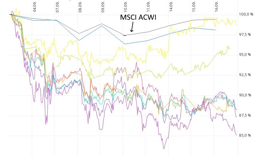 Die Bedeutung der weltweit größten Aktien für uns Anleger.